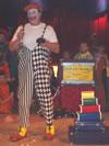 Willy im Cirkus